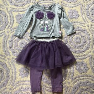 Toddler Girl Winter Outfit